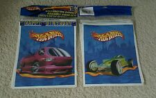 Lot Of 2 Hot Wheels Happy Birthday Banners Hallmark Party Decoration New