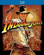 Indiana Jones: The Complete Adventures (Raiders of the Lost Ark / Temple of D...