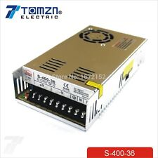 400W 36V 11A Single Output Switching power supply
