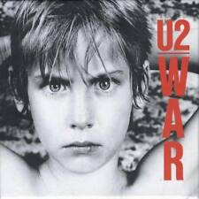 U2 War CD Island 1983 Bono * TOP