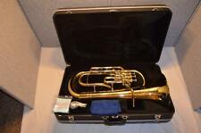 "NEW - JUPITER 468 SERIES 3-VALVE EUPHONIUM LACQUER FINISH - 11"" BELL - 0.570"""