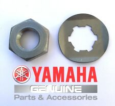 Front Sprocket Holder Lock nut Bolt Washer OEM Yamaha Banshee 350 1986-2006