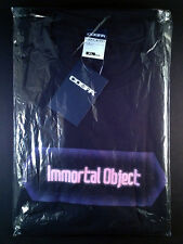 Sword Art Online SAO T-shirt Black XL official product Cospa Immortal Object New