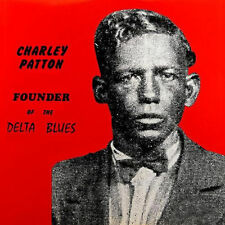 CHARLEY PATTON Founder of the Delta Blues YAZOO RECORDS Sealed 180 Gram (2LP)