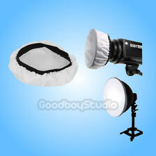 "Soft White Diffuser Sock  (7 to 11"") for Studio Reflector Alienbees Alienbee"