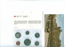 1978 ROUND BEADS CANADA Proof Like Set  COA and envelope as issued PL
