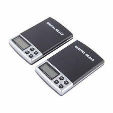 New Portable Digital Pocket Weighing Balance Scale  2000g / 0.1g LO