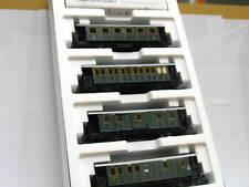 Roco h0 44018 4er juego tren localmente carro K. Bay. STS. B. embalaje original (z9744)