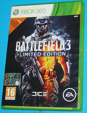 Battlefield 3 - Limited Edition - Microsoft XBOX 360 - PAL