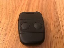 GENUINE MG ROVER ZR ZT, 75 ETC 2 BUTTON REMOTE KEY FOB LUCAS 17TN KEY
