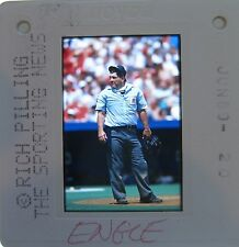 BOB ENGEL NATIONAL LEAGUE UMPIRE 1965-1990 umpired 3,630 GAMES ORIGINAL SLIDE 6