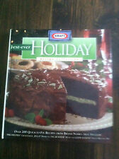 Best-Ever Holiday Recipe Collection by Kraft Staff and Meredith Custom...S#4475