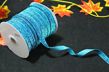 5yd Velvet ribbon Wedding gift packaging decoration decoration blue