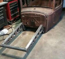 BIG-A Front Frame Rail kit West Texas Speed.Model A RAT ROD HOT ROD Fold & Weld