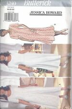 Butterick Sewing Pattern # 3240 Misses Vest and Dress Size 18-20-22