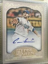 2012 Topps Gypsy Queen Andre Either  Autograph  GQA-AET LA Dodgers  Baseball