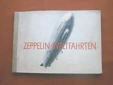 Zigarettenbilderalbum Zeppelin-Weltfahrten