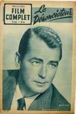 Le film complet n°295  -1952 - Alan Ladd - Renée Faure -