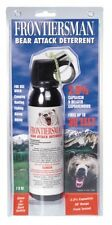 SABRE Frontiersman Bear Spray With Belt Holster 9.2 Ounce