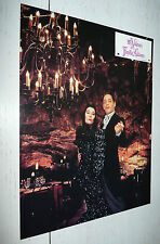 PHOTO EXPLOITATION LES VALEURS DE LA FAMILLE ADDAMS 1991 BARRY SONNENFELD LLOYD