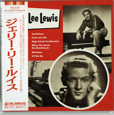JERRY LEE LEWIS-S/T-JAPAN MINI LP CD BONUS TRACK C94