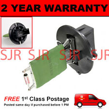 FOR CITROEN C3 PEUGEOT 206 307 PICASSO HEATER FAN RESISTOR EXC DIGITAL AIRCON