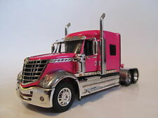 DCP 1/64 SCALE INTERNATIONAL LONESTAR PINK (TRACTOR ONLY)