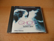 CD Soundtrack Ghost - Maurice Jarre - 1990 - The Righteous Brothers