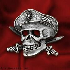 SKULL DAGGERS JOLLY ROGER MILITARY INSIGNIA RUSSIAN SPECIAL FORCES BERET BADGE