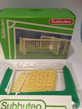 Subbuteo MUNDIAL GOALS 61123 Mint Condition