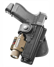 New Fobus RBT19 Right Hand Paddle Holster for S&W M&P 9mm & .40 Cal, M&P Pro
