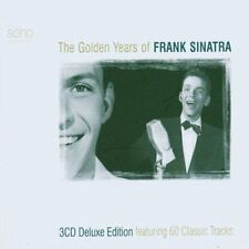 The Golden Years of Frank Sinatra CD  Box set  Brand new and sealed