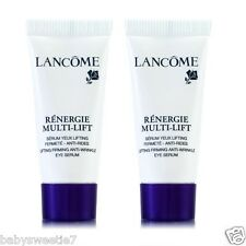 Lancome Renergie Multi-Lift Lifting Firming Anti-Wrinkle Eye Cream 5ml x2 = 10ml