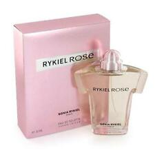 SONIA RYKIEL ROSE 1.0 oz. eau de toilette Spray Women's Perfume Tester 30 ml