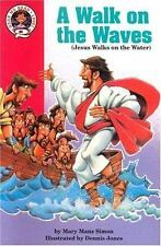 A Walk on the Waves: Matthew 14:13-32 : (Jesus Walks on the Water) (Hear Me Read