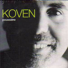 CD single David KOVEN  Poussiere 2-Track CARD SLEEVE