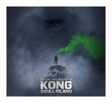 The Art of Kong: Skull Island by Simon Ward (2017, Hardcover)