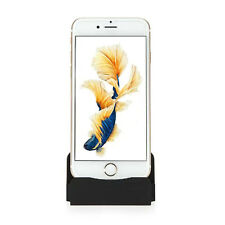 Desktop Charger Stand Dock Station Sync Charge Cradle for iPhone 5 5s SE 6 6S