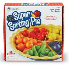 Super Sorting and Counting Pie - Learning Resources