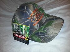 Ford Camo Daystone Camoflauge Realtree Hat Cap NWT
