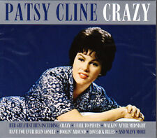 PATSY CLINE - CRAZY - HER GREATEST HITS (NEW SEALED 2CD)