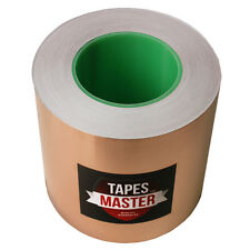 "5"" x 55 yds (127mmx50m) Copper Foil Tape /EMI Conductive Adhesive /Ship from USA"
