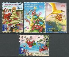 ˳˳ ҉ ˳˳AUT01 Australia Assortment set different Christmas Island Recent Claus