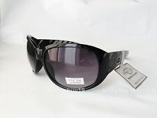 NWT Oscar by OSCAR de la Renta 1146 100% Authentic  Black  Sunglasses /410/  NEW