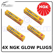 NGK New Glow Plugs for Ford Fiesta Focus Mondeo Transit Connect X4 (5986) Y-524J