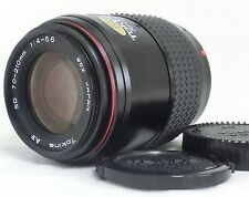 """Exc++"" Tokina AF SD 70-210mm F/4-5.6 Lens for Minolta Sony Alpha from Japan #D3"