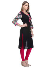 Indian Bollywood Kurta Kurti Designer Women Ethnic Dress Top Tunic Pakistani3527