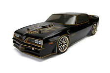 HPI Racing 1978 Pontiac Firebird Body Shell (200MM)  107201