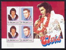 St. Vincent - Michel-Nr. Block 25 von 1985 postfrisch/** (Musik: Elvis Presley)