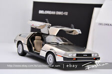 Autoart 1:18 DeLorean rhonin DMC - 12 back to the future